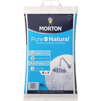 Pure & Natural Water Softener Salt