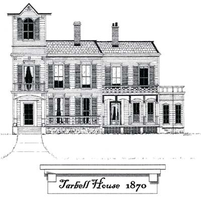 Tarbell House Note Cards