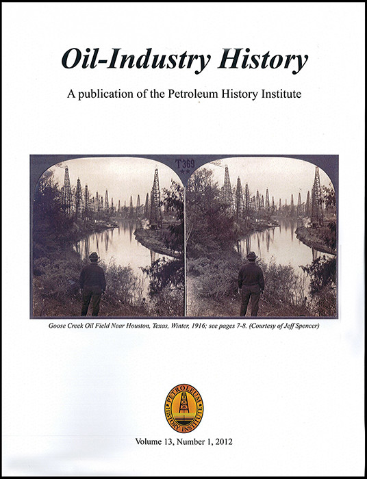 Oil-Industry History