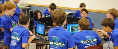 Game Design and Programming, age 11-15 (June 29-July 3)