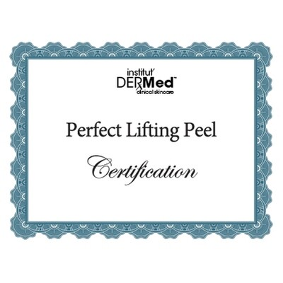 Online -Perfect Lifting Peel -A Chemical Peel Protocol Training
