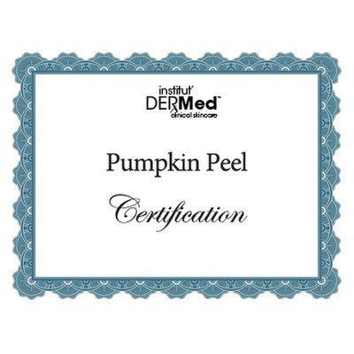 Online - Pumpkin Peel Protocol Training