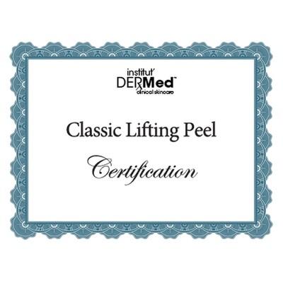 Online Classic Lifting Peel Training
