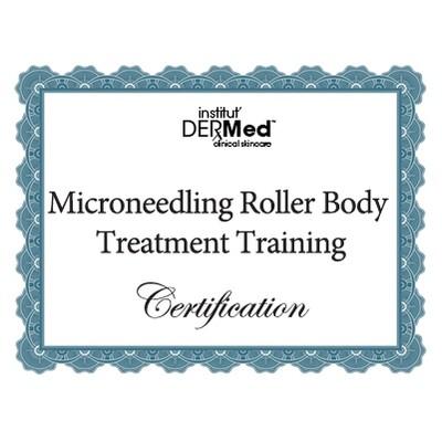 Microneedling Roller Body Treatment Online Training