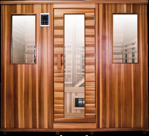 Saunas & Stuff: Therapy Lounge