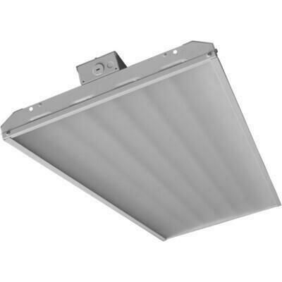 LED Linear Highbay 4ft. 425W, 55000LM 80CRI 4000K 0-10V Dimming 120-277V