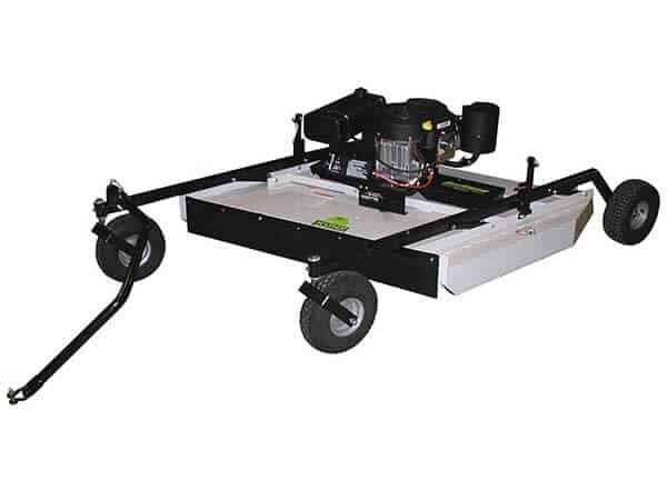 AcrEase Rough Cut Pull Behind Mower Model MR55B (with 23 HP Briggs & Stratton)