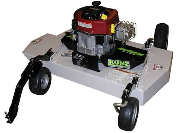 Pull Behind Finish Cut Mower AcrEase Model H40B