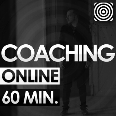 Coaching Online - 60 minut