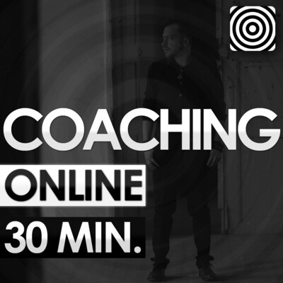 Coaching Online - 30 minut