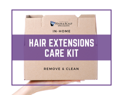 Hair Extensions: In-Home Care Kit