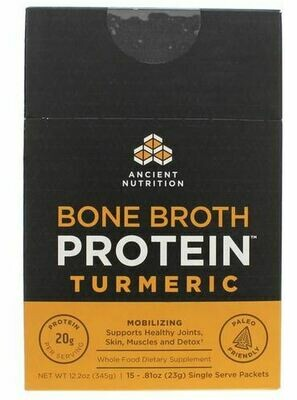 Bone Broth Protein™ Turmeric Single Serving