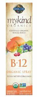 mykind Organics B-12 Spray - 2 oz