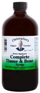 Complete Tissue & Bone Syrup - 4 oz