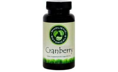 Cranberry - 60 Capsules