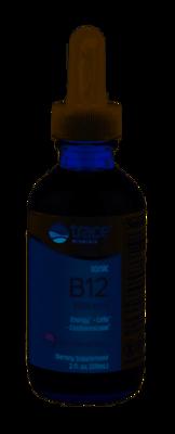 Ionic B12 1000 mcg - 2 oz