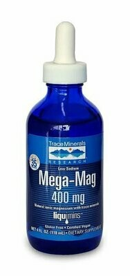 Mega-Mag 400 mg - 4 oz