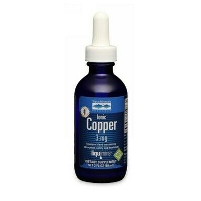 Liquid Ionic Copper - 2 oz