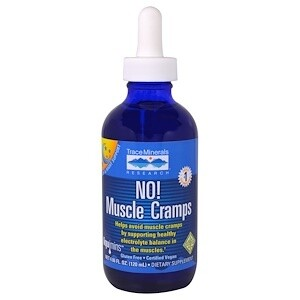 No! Muscle Cramps - 4 oz