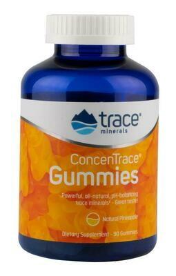 ConcenTrace Gummies - 90 Gummies