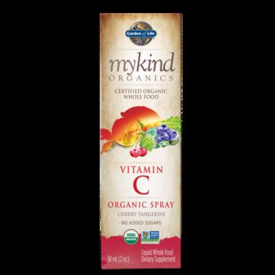 mykind Organic Vitamin C Spray - 2 oz