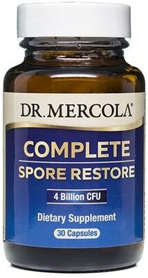 Complete Spore Restore - 30 Capsules