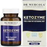 Ketozyme - 30 Capsules