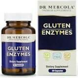 Gluten Enzyme - 30 Capsules