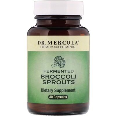 Fermented Broccoli Sprouts - 30 Capsules