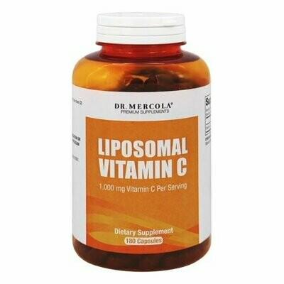 Liposomal Vitamin C 1000 mg - 90 Capsules