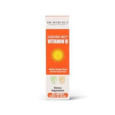 Vitamin D3 Spray5000 IU - 0.85 oz