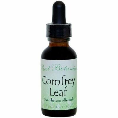 Comfrey Leaf Extract - 1 oz