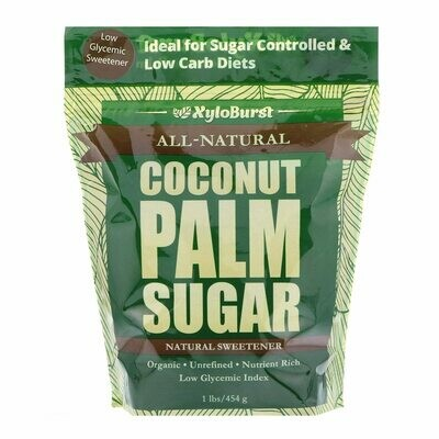 Coconut Palm Sugar - 1 lb