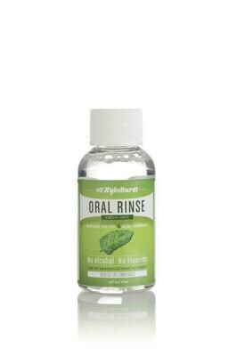 XyloBurst Oral Rinse with Xylitol Fresh Mint - 1.5 oz