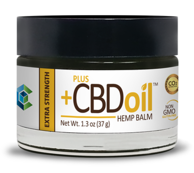 CBD Gold Extra Strength Balm- 1.3 oz