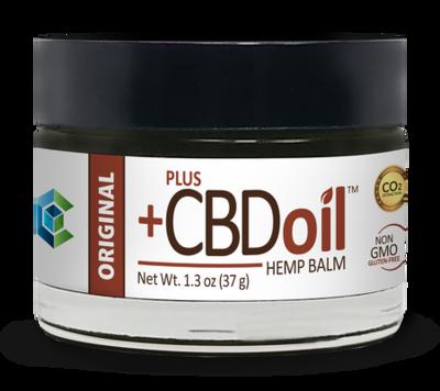 CBD Raw Formula Balm - 1.3 oz