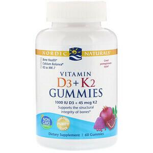 D3 + K2 Gummies