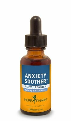 Anxiety Soother - 1 oz.