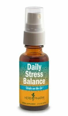 Herbs on the Go Daily Stress Balance - 1 fl oz