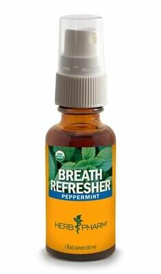 Breath Refresher Peppermint - 1 oz