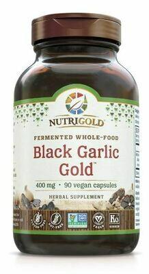 Black Garlic Gold - 90 Capsules