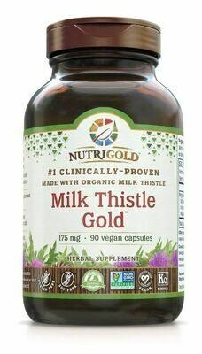 Milk Thistle Gold - 90 Capsules