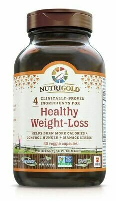 Healthy Weight Loss Gold - 60 Capsules