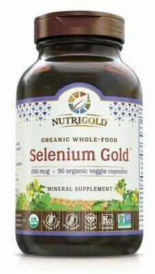 Selenium Gold - 90 Capsules