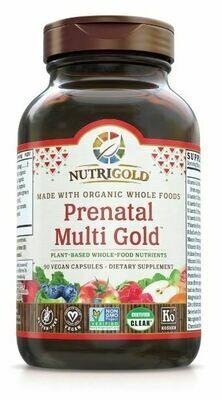 Prenatal Multi Gold - 90 Capsules