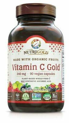 Vitamin C Gold - 90 Capsules