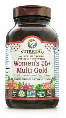Women's 55+ Multi Gold - 90 Capsules