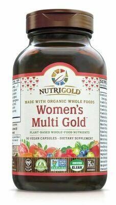 Women's Multi Gold - 90 Capsules
