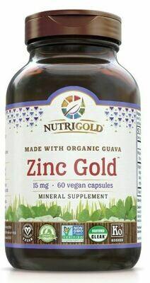 Zinc Gold - 60 Capsules