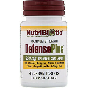 DefensePlus Grapefruit Seed Extract  - 45 Tablets